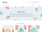 Storefront theme by WooCommerce